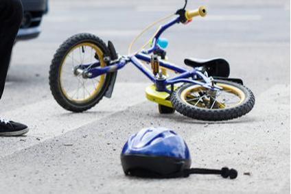 תאונת דרכים – מות הקטין